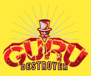 Guru Destroyer logo