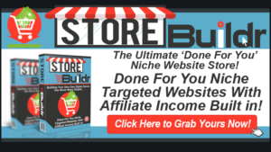 Storebuildr, Ready Made Websites for $9.95