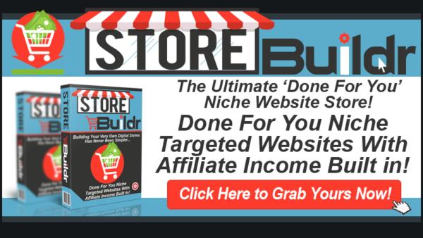 storebuildr niche websites