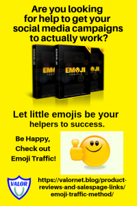 Emoji Traffic Canva Ad