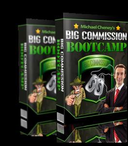 Big Commission Bootcamp box