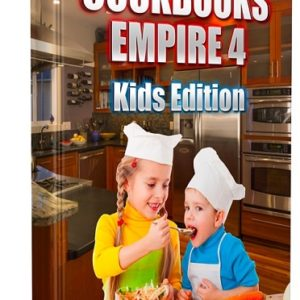 Cookbook Empire 4: Kids Edition