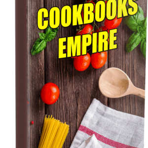Cookbooks Empire eCover