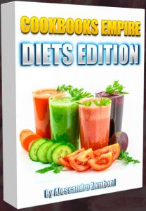 Cookbooks Empire 3: Diets Editon