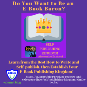 Self Publishing Kingdom banner