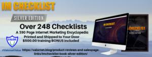 IMChecklist Book_ Silver Edition, SM