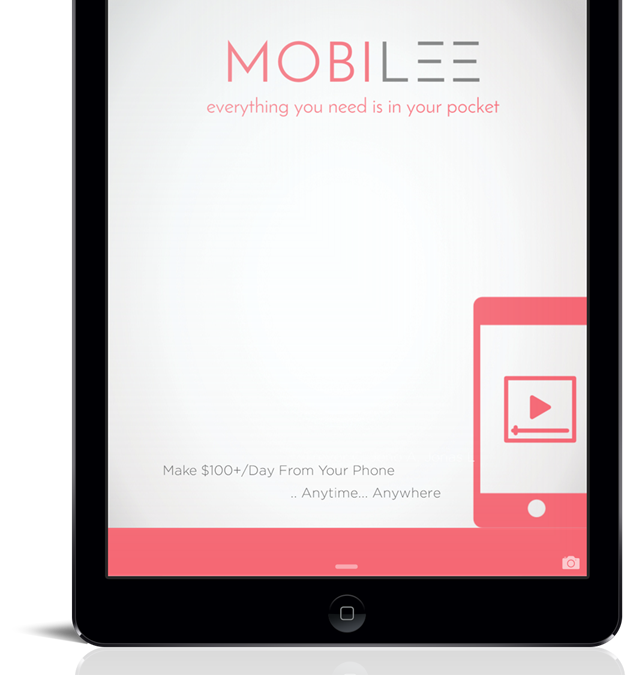 Get Mobilee for Only $1.00!