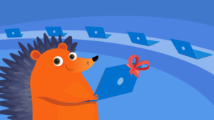 Namecheap Hedgehog