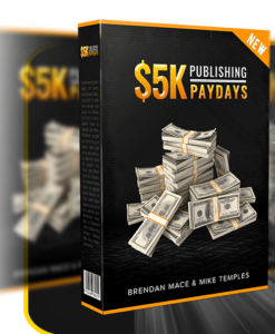 5 Day Publishing Paydays