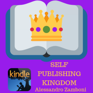 Self Publishing Kingdom logo
