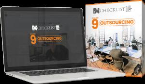 IMChecklist 9: Outsourcing
