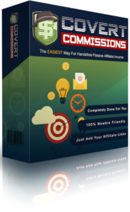 Covert Commissions box