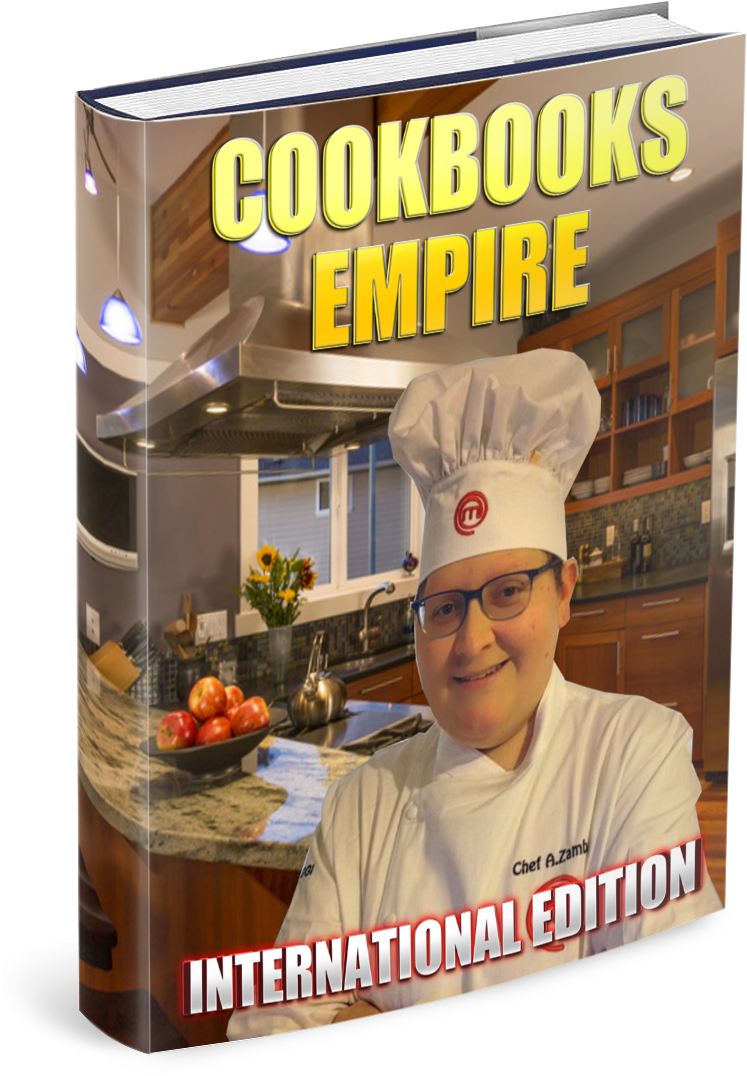 Cookbooks Empire, International Edition