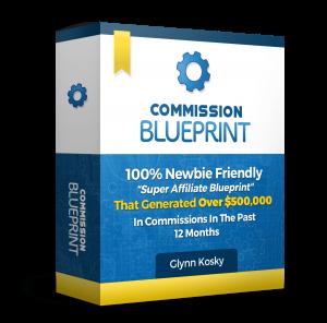 Commission Blueprint box
