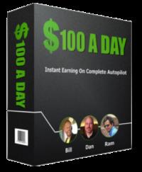 100 a Day box