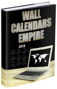 Wall Calendars Empire 2 box
