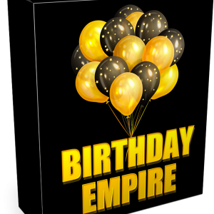 Birthday Empire box
