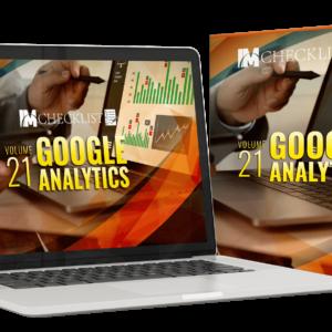 IMChecklist 21: Google Analytics