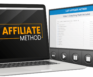 Lazy Affiliate Method