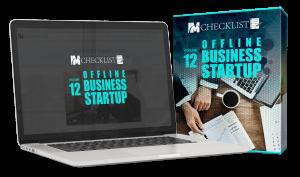 IMChecklist 12: Offline Business Startup.