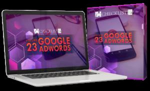 IMChecklist 23: Google Adwords